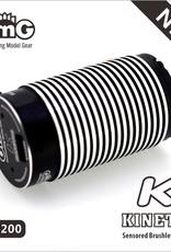 OmG OMGkinetic-4274-2200kv Kinetic 1:8 Offroad Brushless Motor (2200 kv) - RCOMG kinetic-4274-2200kv