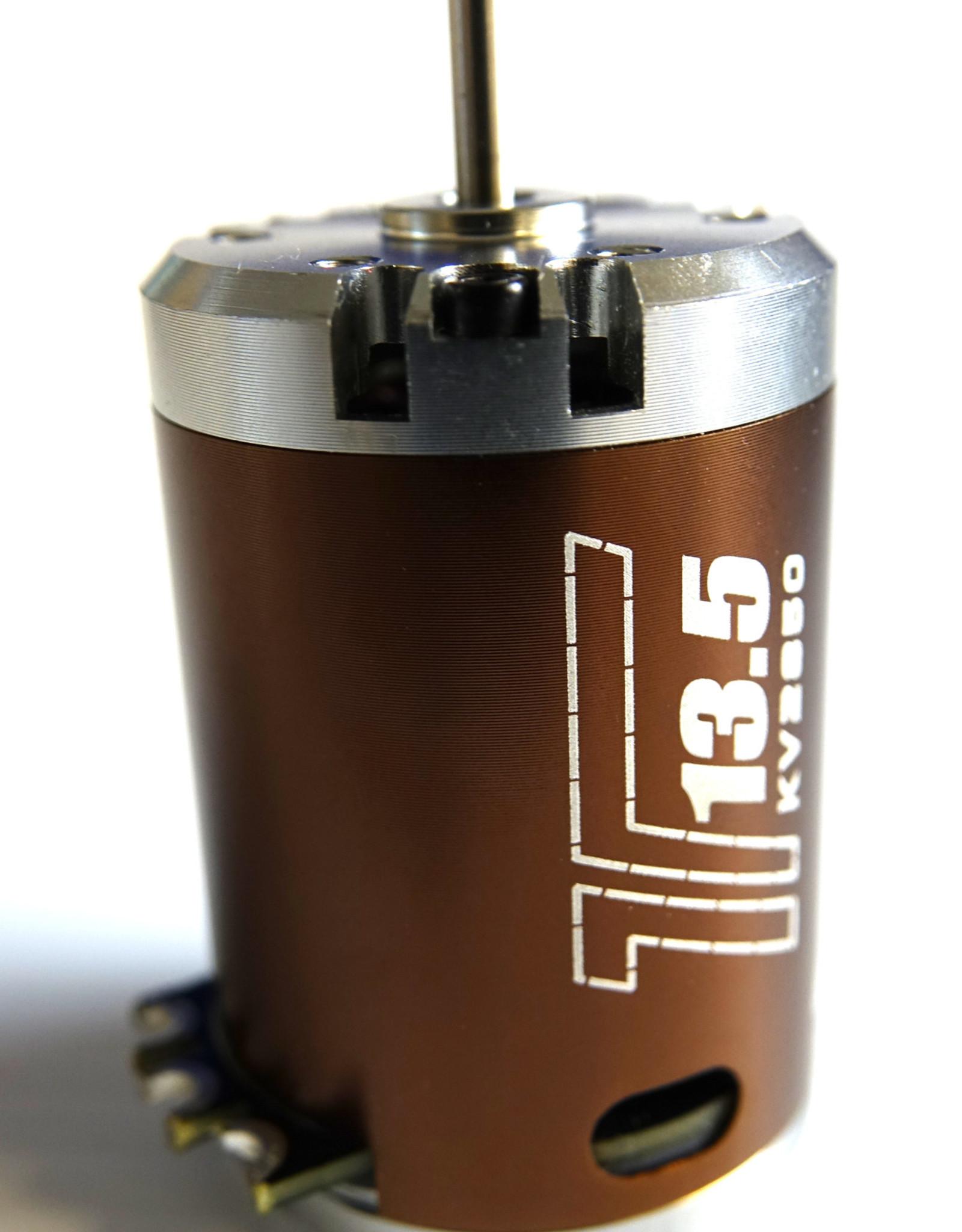 OmG OMGMBS005 13.5T Brushless Sensored Motor by OMG