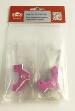 OmG OMGTG-YB07-PK Front Adjustable Suspension Arm (Pink) - RCOMG TG-YB07-PK