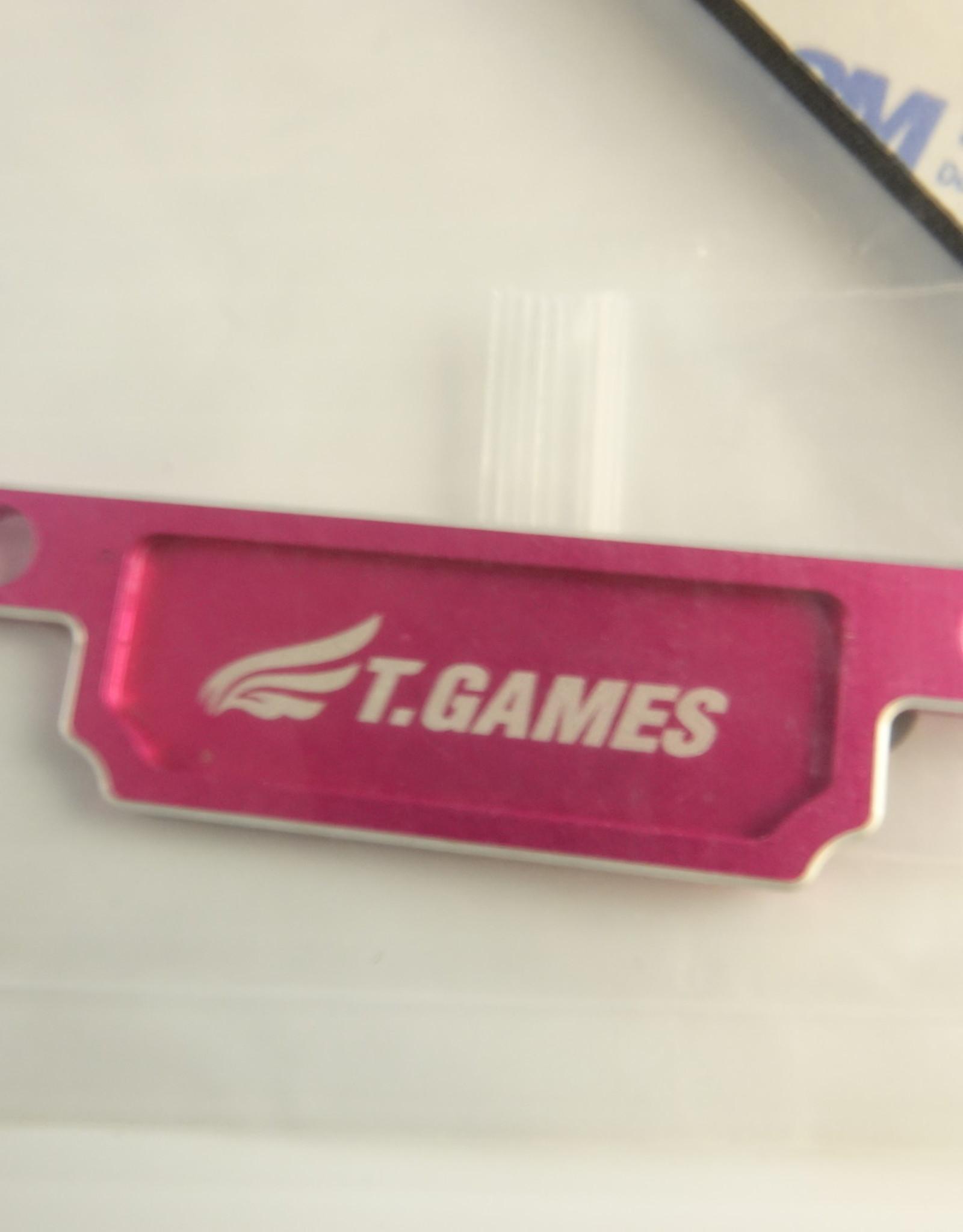 OmG OMGTG-YX05-NT Metal Body Catch System (Pink) - RCOMG TG-YX05-NT