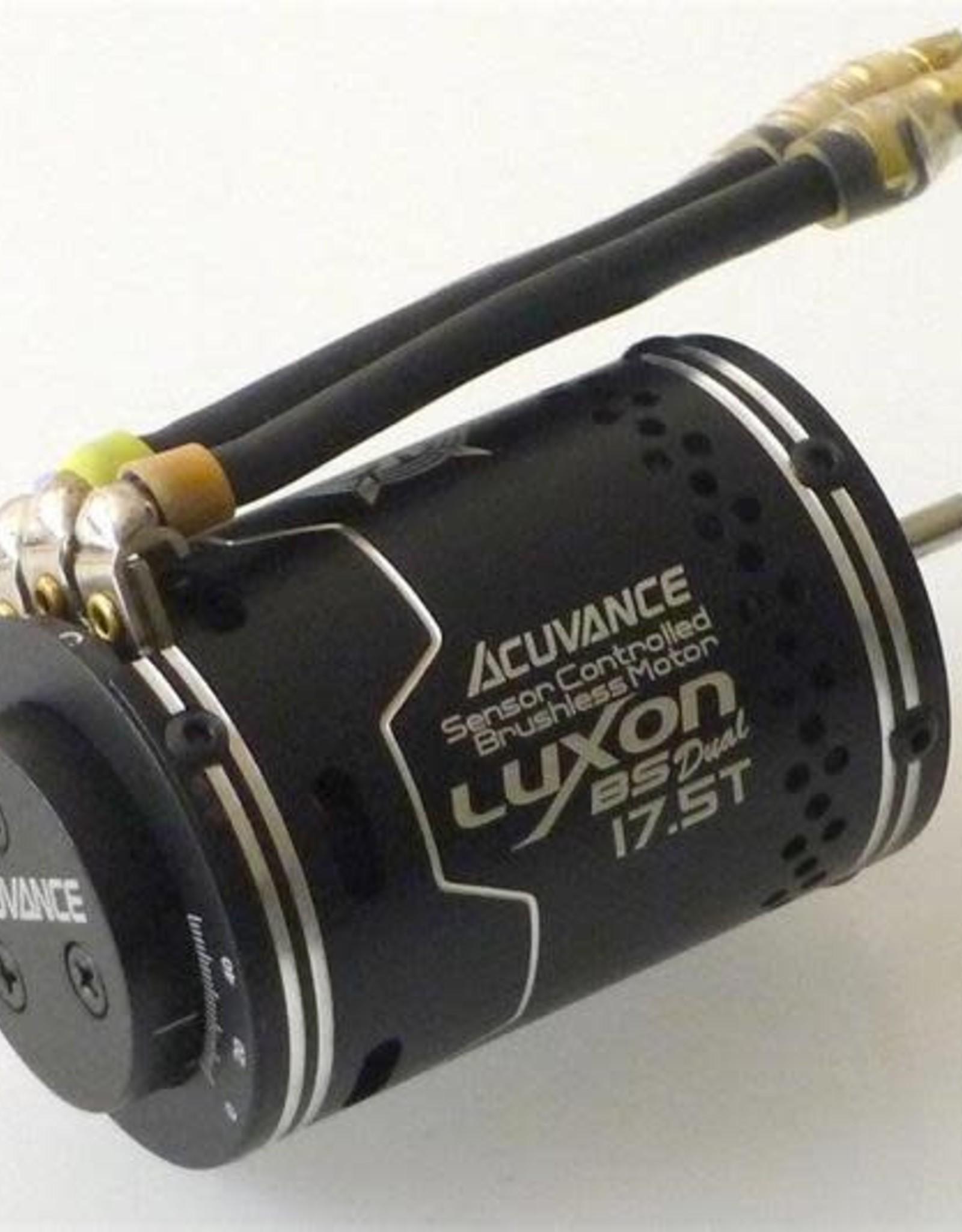 Acuvance ACCU60436 LUXON BS Dual 17.5T - Acuvance 60436