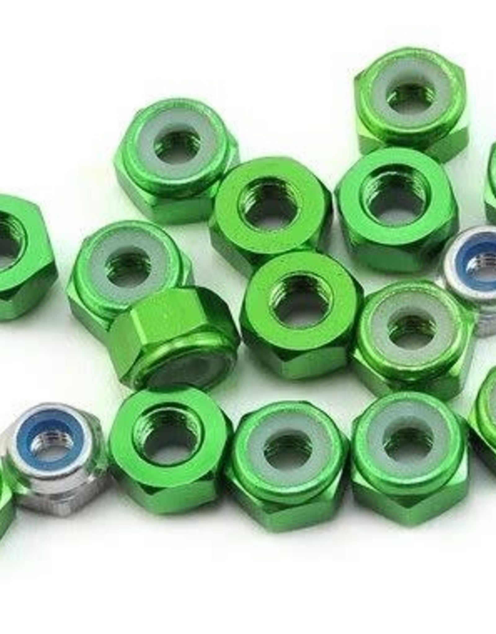 175RC 175RC aluminum nut kit TLR 22 4