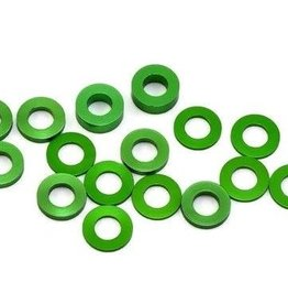 175RC 175RC m3 ballstud washers green