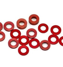 175RC 175RC m3 ballstud washers red