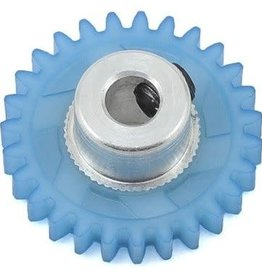 175RC JK Products 48P Plastic Pinion Gear (3.17mm Bore) (27T)
