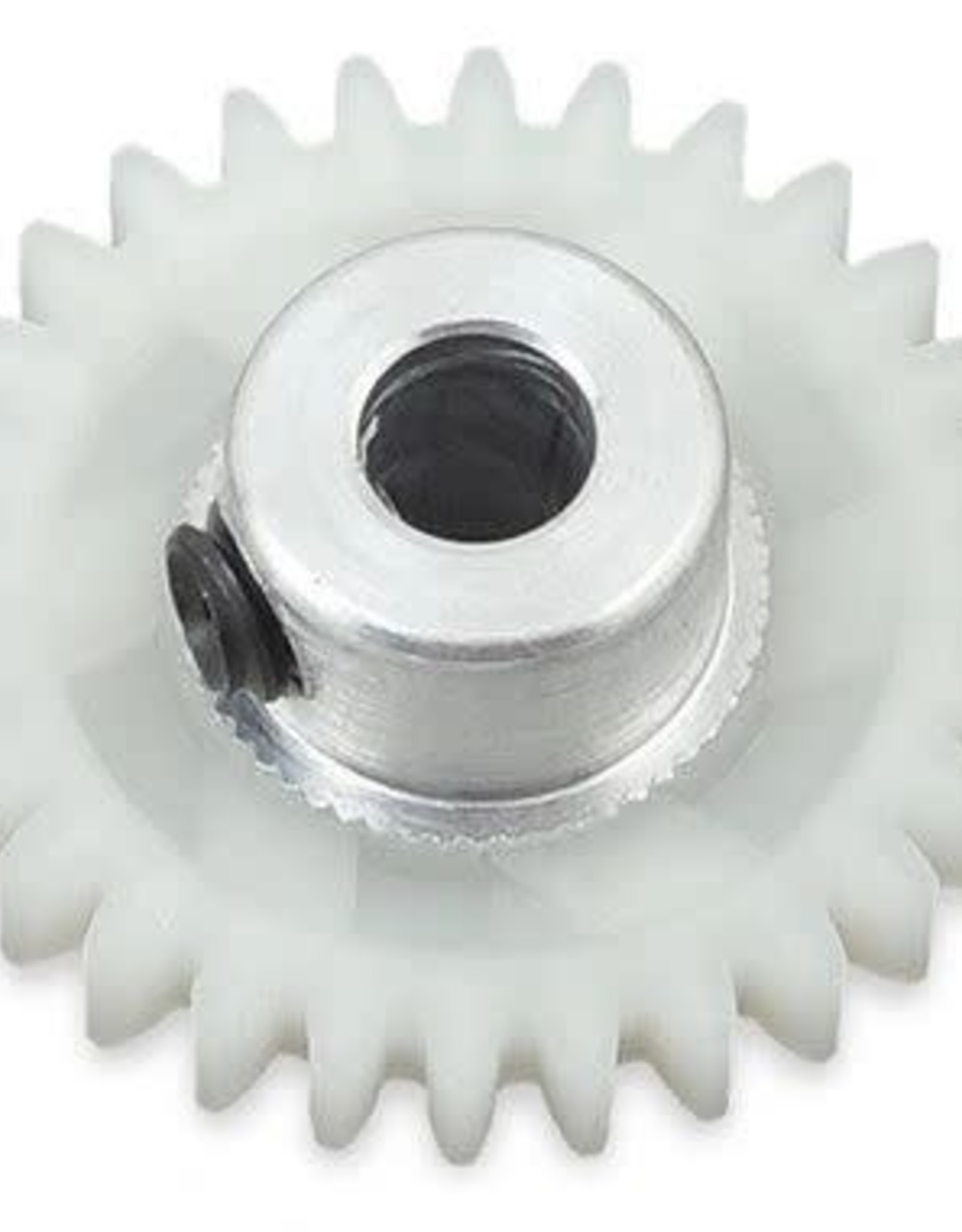 175RC JK Products 48P Plastic Pinion Gear (3.17mm Bore) (28T)