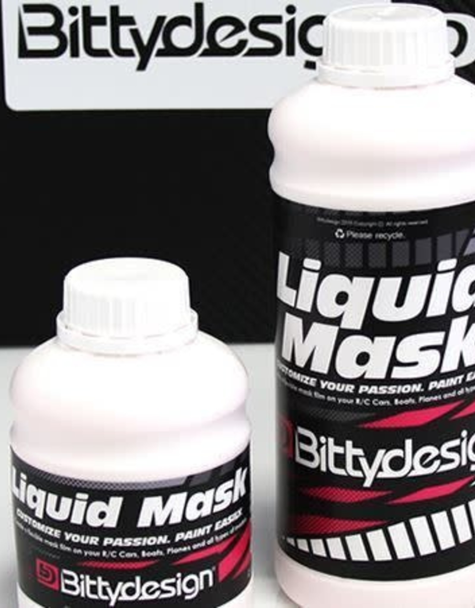 Bittydesign Bittydesign liquid mask 16oz