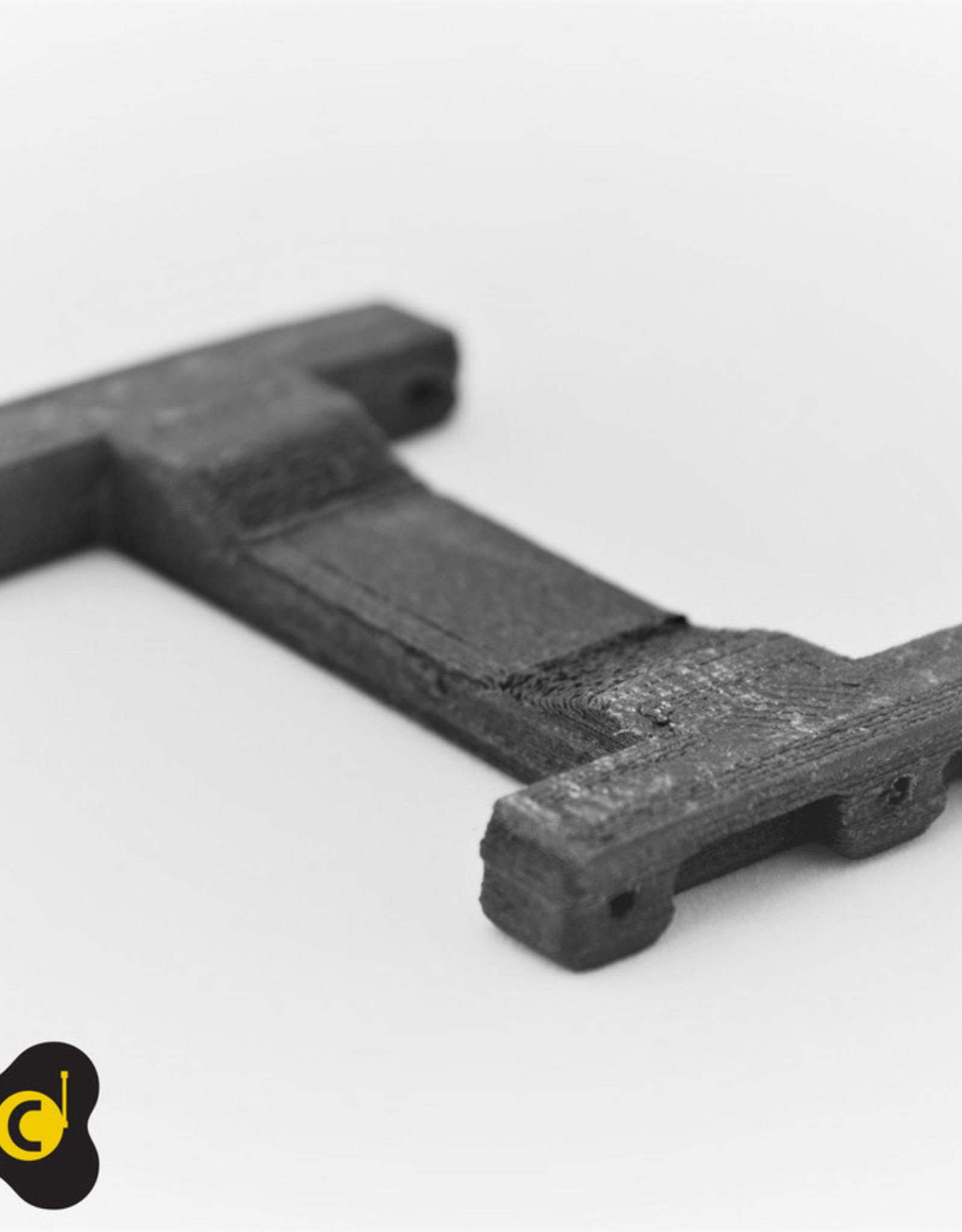 BowhouseRC Rear Chassis Brace for TRX-4