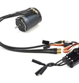 Castle Creations Castle Creations Mamba Micro X Crawler Waterproof Sensored Combo w/2280kV Slate [CSE010-0162-02]
