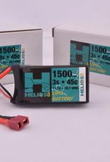 Helios RC 3S 1500 mAh 45c Lipo