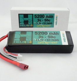 Helios RC Helios RC 5200mah 3s 50c pack