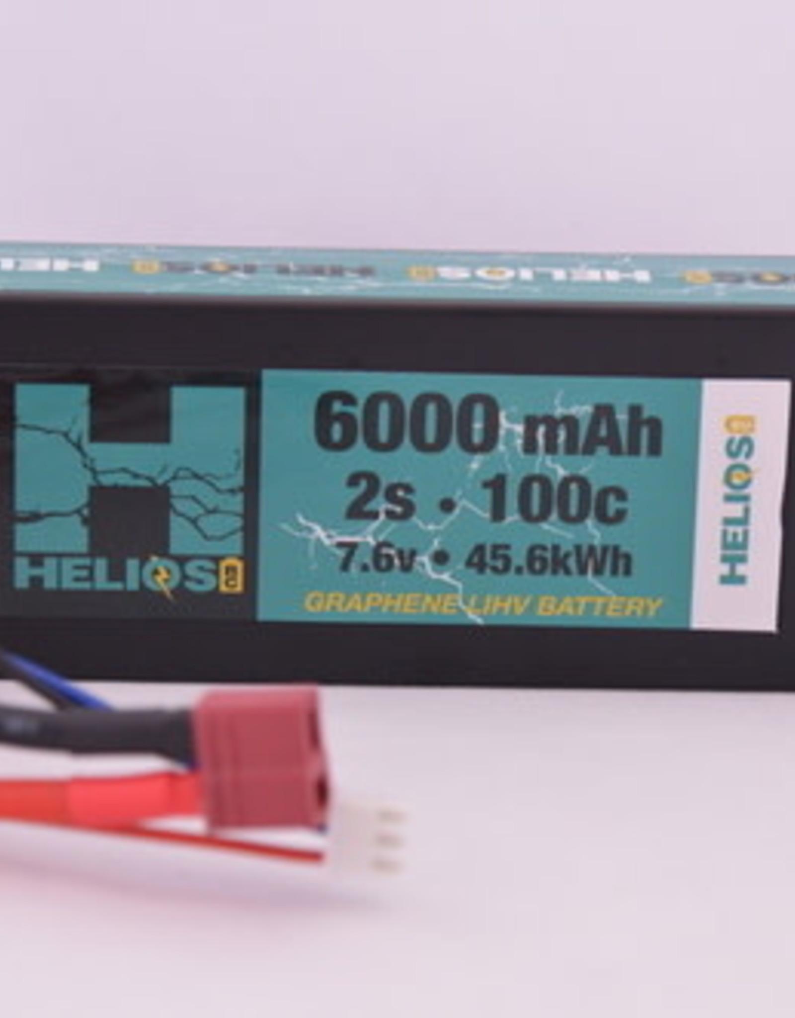 Helios RC Helios RC 6000mah Graphene Lipo