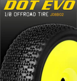 James Racing James racing Dot Evo super soft premount (4)