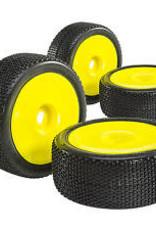 James Racing James Wasper 1/8 Buggy Tire Pre-glued (Super Soft) 4