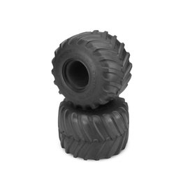 JConcepts Image for Firestorm Monster Truck Tire, Blue Compound