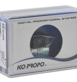 KO Propo KO Propo KR-211FH 2.4Ghz FHSS 2-Channel Micro Receiver [KOP21005]