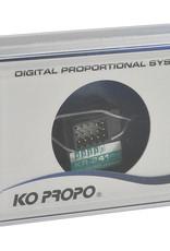 KO Propo KO Propo KR-241FH 2.4GHz FHSS 4-Channel Micro Receiver