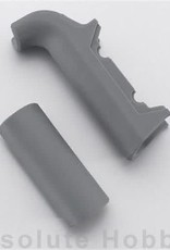 KO Propo KO Propo Large Grip Pad Grey for EX 1 Kiy Transmitter Radio Grips