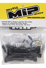 MIP MIP Vaterra Ascender X-Duty Center Drive Kit [MIP18180]