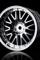 MST 10 Spoke Wheel (4pcs) by MST Silver 8mm