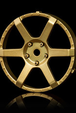 MST 106 Changeable Wheel Face (2pcs.) by MST Gold