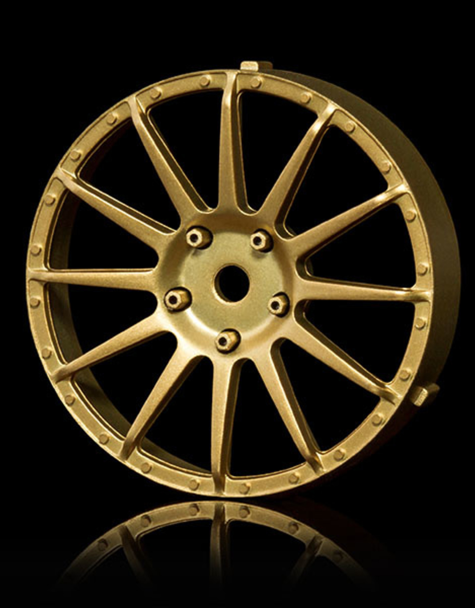 MST 21 Changeable Wheel Face (2pcs.) by MST Gold