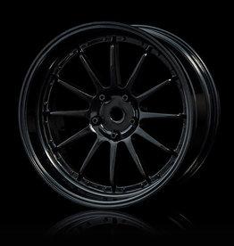 MST 21 Offset Changeabel Wheel (4pcs.) by MST BK-BK