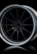 MST 21 Offset Changeabel Wheel (4pcs.) by MST FS-FBK