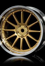 MST 21 Offset Changeabel Wheel (4pcs.) by MST S-GD