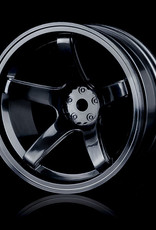 MST 5 Spoke Wheel by MST Black 11mm