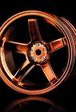 MST 5 Spoke Wheel by MST Copper 8mm