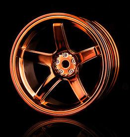 MST 5 Spoke Wheel by MST Copper 8mm