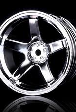 MST 5 Spoke Wheel by MST Silver 8mm