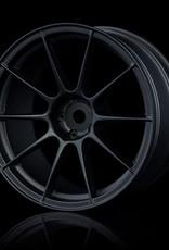 MST 5H Drift Wheel (4pcs) - MST Flat Black 5mm