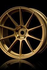 MST 5H Drift Wheel (4pcs) - MST Gold 3mm