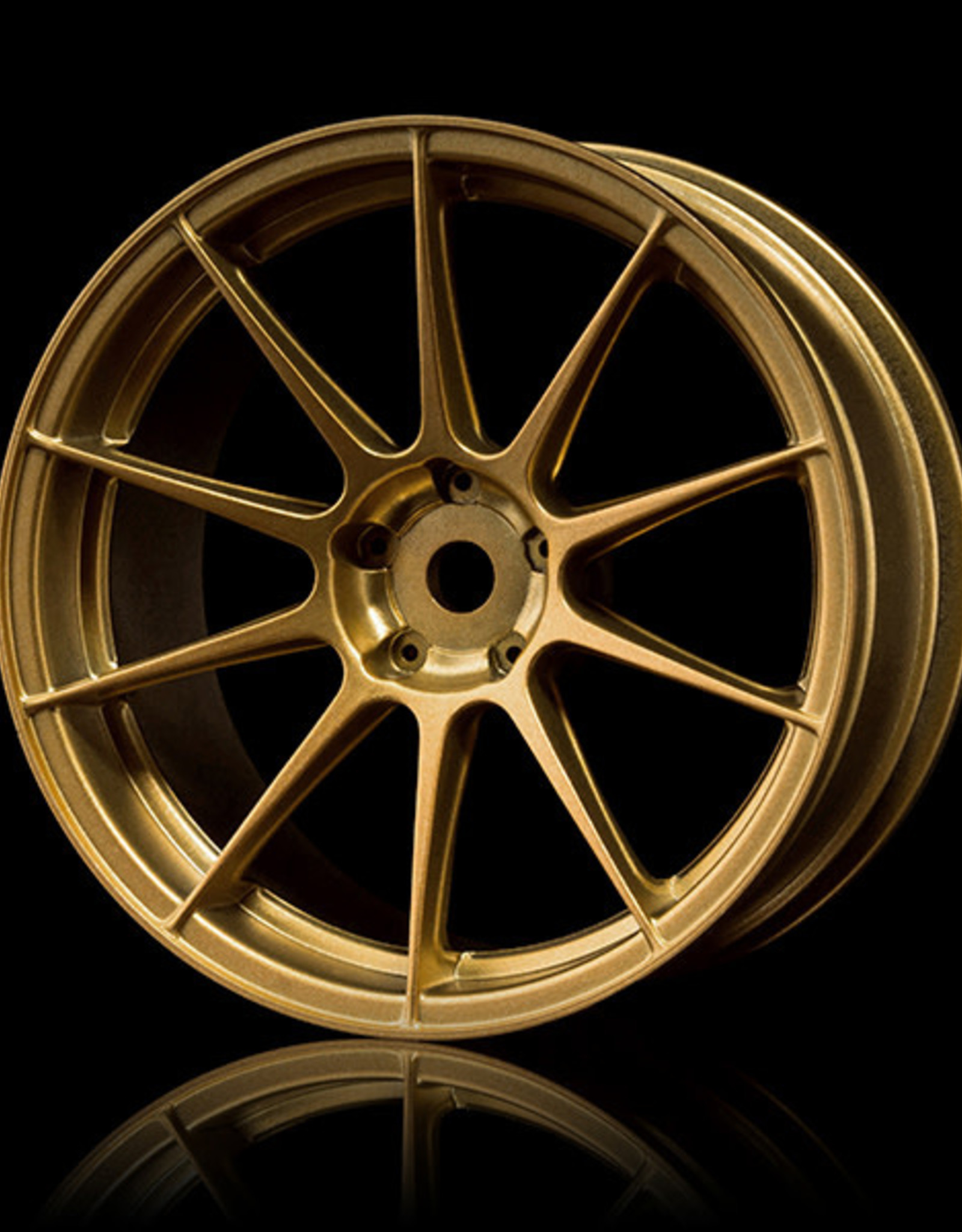 MST 5H Drift Wheel (4pcs) - MST Gold 3mm