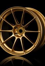 MST 5H Drift Wheel (4pcs) - MST Gold 5mm