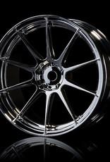 MST 5H Drift Wheel (4pcs) - MST Silver 3mm