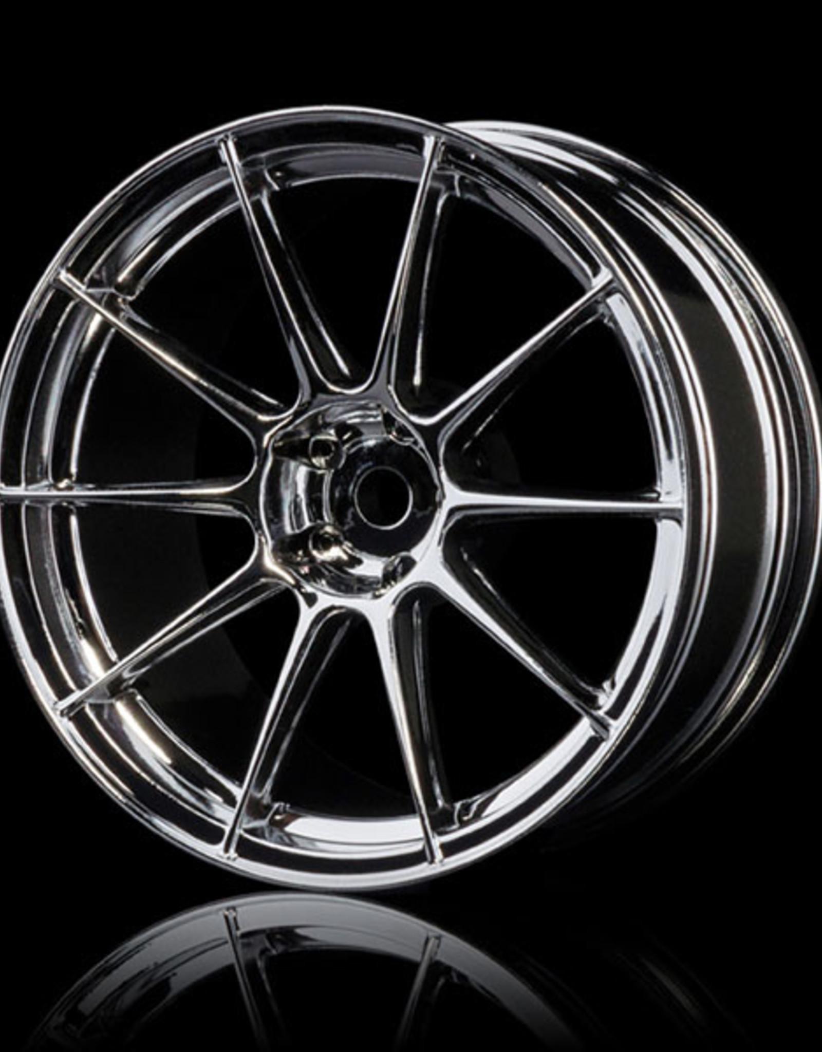 MST 5H Drift Wheel (4pcs) - MST Silver 5mm