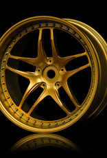 MST FB Wheel (4) by MST Gold 5mm