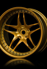 MST FB Wheel (4) by MST Gold 8mm