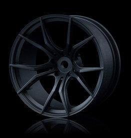 MST FX Wheel (4) by MST Flat Black 8mm