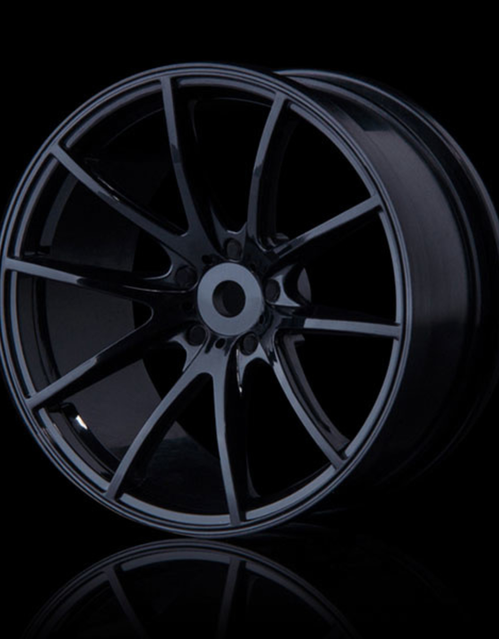 MST G25 Wheel (4) by MST Black 3mm