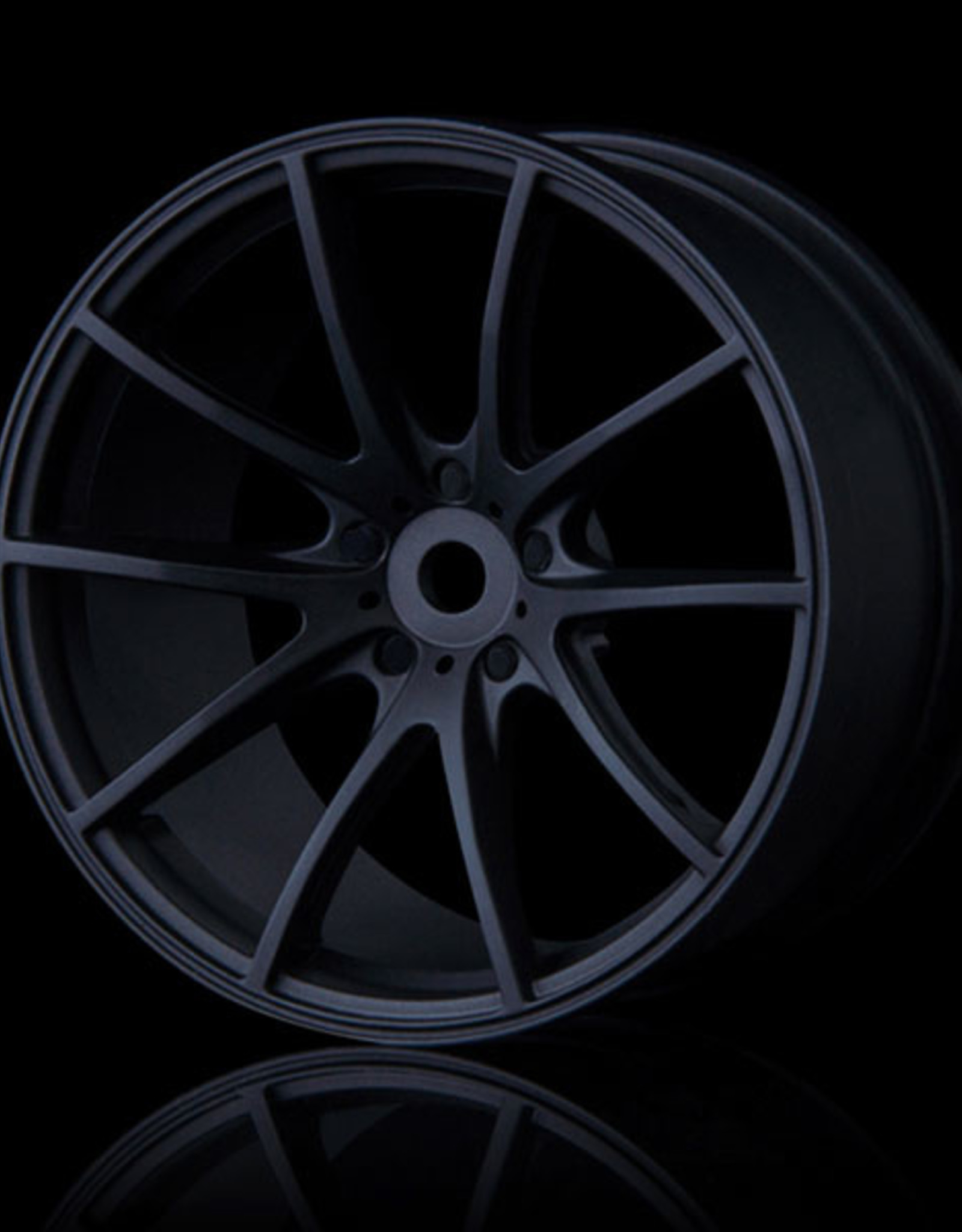 MST G25 Wheel (4) by MST Flat Black 3mm