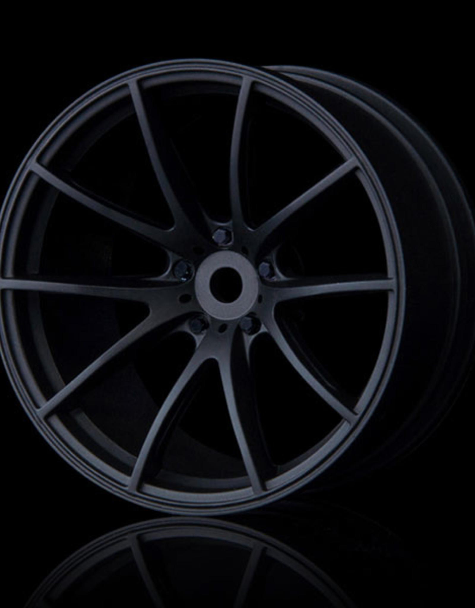 MST G25 Wheel (4) by MST Flat Black 5mm