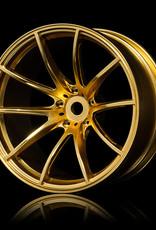 MST G25 Wheel (4) by MST Gold 8mm