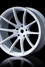 MST G25 Wheel (4) by MST White 8mm