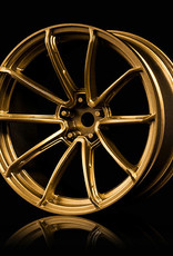MST GTR Drift Car Wheel by MST Gold 7mm