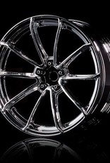 MST GTR Drift Car Wheel by MST Silver 5mm