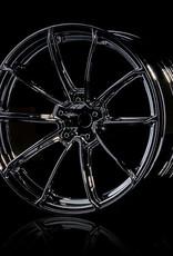 MST GTR Drift Car Wheel by MST Silver Black 5mm